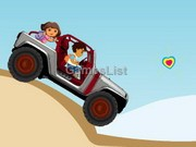 Dora and Diego : Island Adventure