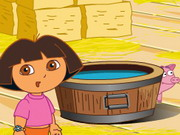 Play Dora Saves The Farm