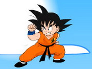 Dragon Ball Goku Fighting  - küzdelem