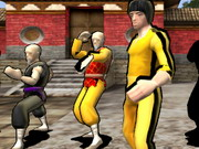 Dragon Fist 3d