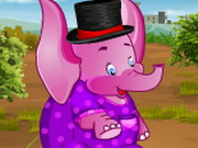 Play Elephant Dressup
