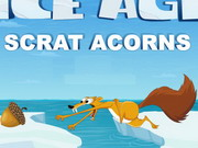 Play Ice Age Scrat Acorns