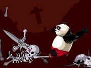Kungfu Panda Skeleton King