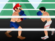 Mario Boxing Fun