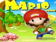 Play Mario Bubble Shooter