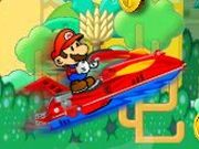 Play Mario Jungle Jet