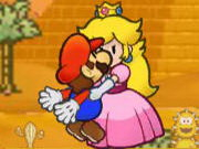 Mario Princess Kiss 2