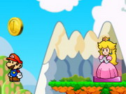 Play Mario Princess Kiss