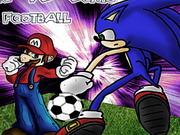 Márió vs Sonic focimeccs - Sokféle sport játék labdával vagy anélkül