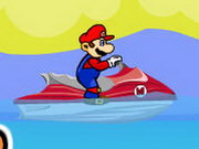 Play Mario WaterSki