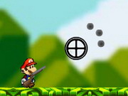 Play Mario with Rifle