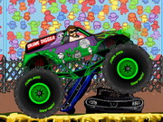 Play Monster Truck Zombies