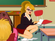 Naughty Teacher