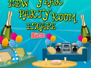 New Year Party Room Escape