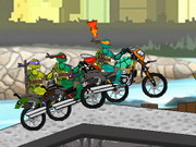 Ninja Turtles Racing