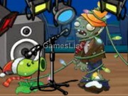 Play Pea VS. Zombies