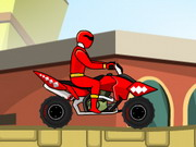 Play Power Rangers Dino Ranger ATV