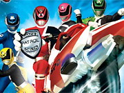 Play Power Rangers Extreme Upgrade
