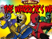 Power Rangers The Warriors Way