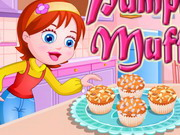 Play Pumpkin Muffins