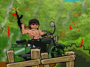 Play Rambo Bike