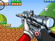 Play Rifleman Mario