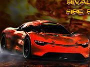 Rivals In Fire Race
