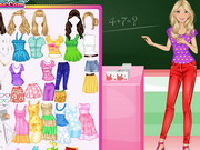 Soft Barbie Teacher