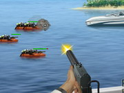 Play Speedboat Shooting