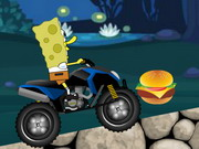 spongebob atv Ride