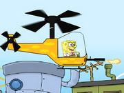 Play Spongebob Helicopter