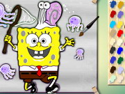 Play Spongebob With Jelly Fish