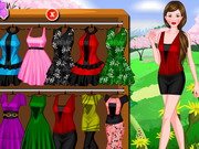 Spring Fashion Dressup