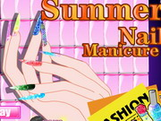 Summer Nails Manicure Contest