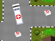 Play Super Ambulance Parking