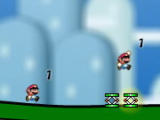 Play Super Mario Defence