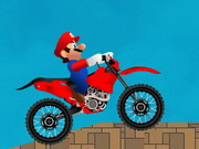 Super Mario Motorcycle Rush