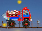 Play Super mario turbo race