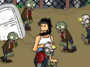 Tramp VS Zombie 3