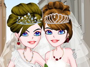 Twin Wedding