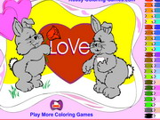Valentin's Coloring Game