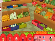 Play Vegetable Shop