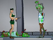 Zombie Cleaners 3: Payback Time
