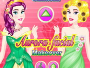 Aurora Facial Makeover
