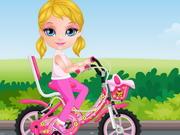 Baby Barbi biciklizik