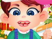 Baby Karl at Dentist- gyerekfogászat