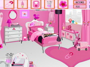 Barbie Bedroom Objects
