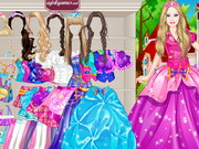 Play Barbie's Life Of Charm School Game Here - A Dress up ...