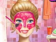 Csini Barbie smink