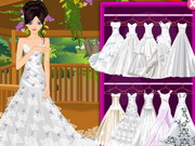 Beautiful Wedding Dressup